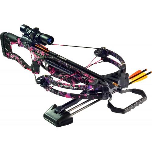 'LADY RAPTOR FX' CAMO 330fps 150LBS 4X32MM SCOPE