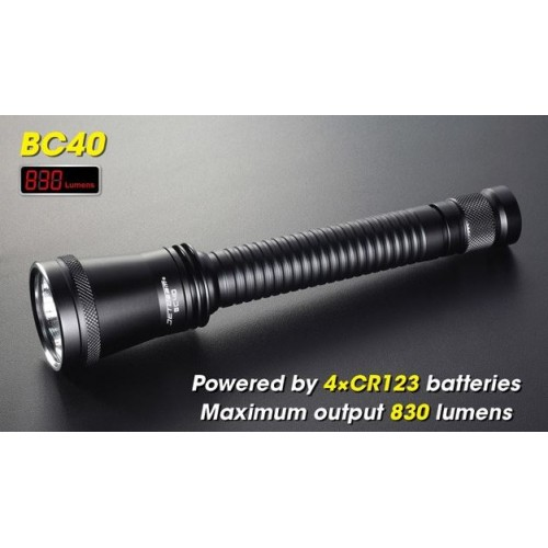 Taschenlampe Niteye BC40 XM-L2